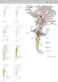 Christian Bauer & Associés Architectes, Latz + Partner Landschaftsarchitekten — Räumliches Strukturkonzept Schmelz Diddeleng