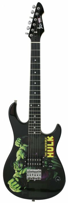 Peavey The Hulk Student Electric Guitar