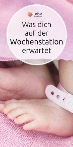 Die Geburt ist das große Ereignis, auf das jede Schwangere hinfiebert. Aber was genau passiert eigentlich, sobald das Kind da ist? Was erwartet Mütter in den ersten Tagen nach der Geburt auf der Wochenstation im Krankenhaus? #geburt #wochenstation #geburtkrankenhaus