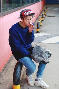 Asian Street Wear