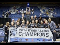 Watch the best moments from Utah Gymnastics' championship win on Saturday - the first Pac-12 championship in school history for Utah Athletics!