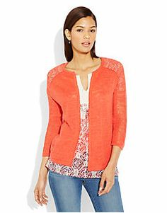 I love this paired with the top. And that citrus orange is a fresh favorite! 640