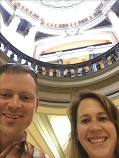 Belinda Stewart Architects at the Mississippi Capitol