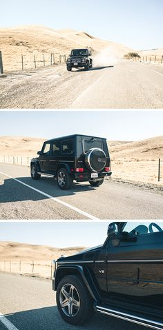 Driving through the sandy landscapes with your perfect companion - the Mercedes-Benz G-Class. Thank you to @mercedesbenzusa!