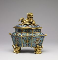 Covered Box · The Walters Art Museum · Works of Art