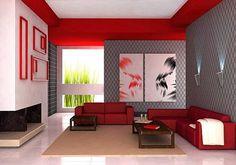 Design by M.K.: Oletko vaihtamassa huoneen värimaailmaa? Katso mitä värit kertovat!