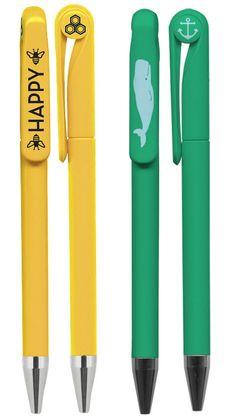 Seven Year Pens for #Earth Day From HGTV's Design Happens Blog (http://blog.hgtv.com/design/2013/04/22/daily-delight-seven-year-pens-for-earth-day/?soc=pinterest)