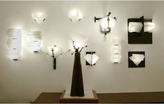 PIERRE CHAREAUbyMCDEEDITION - Paris - wall lamps
