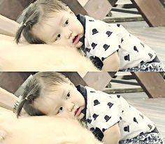 baby Taeoh ♡ Korean Babies, Asian Babies, Little Ones, Little Girls, Tae Oh, Baby Tumblr, Asian Kids, Boyfriend Birthday, Cool Baby Stuff