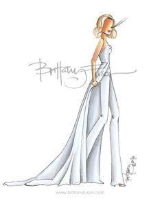 Brittany Fuson: Oscars 2016 Lady Gaga