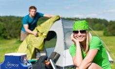 Take on your next camping adventure.