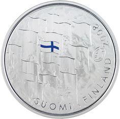 Suomen lippu Proof