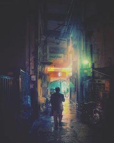 Japan Takaaki Ito Captures Cyberpunk Tokyo In Dark And Moody Neon Neon Photography, Japanese Photography, Photography Projects, Street Work, Street Photographers, Sci Fi Movies, Blade Runner, Sci Fi Art, Concept Art
