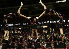 all star cheerleading stunts - Google Search