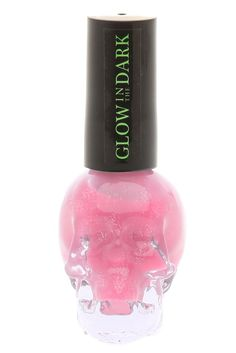 "Love this! Blackheart ""sweet dreams"" nail polish - http://www.hottopic.com/hottopic/Accessories/Cosmetics/Nails//Blackheart+Sweet+Dreams+Nail+Polish-551353.jsp#"