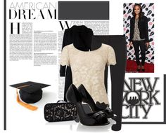 """""""GRADUATION STLYE 1"""" by lanisia1 on Polyvore"""