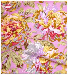 Westminster Philip Jacobs Blowsey Pink Fat Quarter