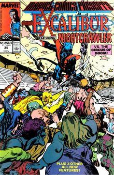 Marvel Comics Presents # 35 by Tom Grindberg