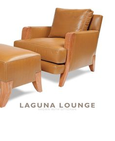 Interiors magazine - April/May 2012 - Page 48-49 Berman Rosetti laguna longe & footstool
