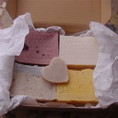 Four Bar Gift Set #Soap and a Heart