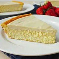 Healthier Chantal's New York Cheesecake Allrecipes.com