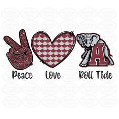 Crimson Tide Football, Alabama Crimson Tide, Alabama Football, Sunflower Png, Shabby, Art File, Roll Tide, Tumbler Designs, Print And Cut