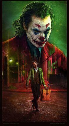 🃏🎥📽️ Joaquin Phoenix As The 🃏 Joker Killing time? by Matkraken on DeviantArt Joker Batman, Joker Comic, Joker Film, Der Joker, Joker And Harley Quinn, Joker Poster, Joker Iphone Wallpaper, Joker Wallpapers, Fotos Do Joker