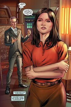 A Strange Event Links Doctors Together In This Doctor Who Comic Preview