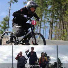 See you in Kba! #Repost @silje_rubaek Took the win last week at the Nordic Championship in Råde Norwaynext up race in Sweden #dwbtoftshit #roskildebmx #w4 #bmxlife #roadtotulsa #prepforthegreatesraceonearth #roadtobaku -///- #bmxrace #bnxracing  #bmx