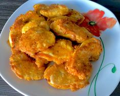 Pyszne kotleciki Szu Szu - Blog z apetytem Snack Recipes, Cooking Recipes, Kfc, Refreshing Drinks, Chicken Wings, Poultry, Shrimp, Good Food, Food And Drink