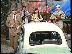 [HQ] - Crew Alpin - Das Fräulein Vera - Goggomobil - Volkstümliche Hitparade - 2001 - YouTube Vehicles, Youtube, Autos, Cars, Vehicle, Youtubers, Youtube Movies, Tools