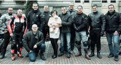 Motocykliści pomagają Lence - Wiadomosci