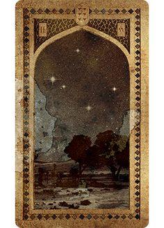 16/39 Old Arabian Lenormand by Neil Lovell