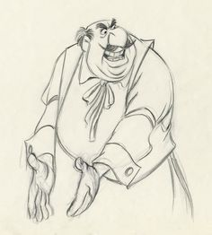 Living Lines Library: Lady and the Tramp (1955) - Character Design  Model Sheets & Production Drawings
