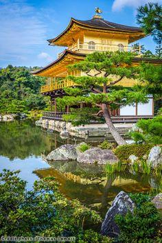 Le Temple du Pavillon d'Or