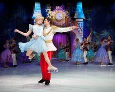 Disney Sur Glace - Cendrillon