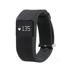 Smart Band Heart Rate Monitor Fitness Activity Tracker Watch Step Walking Sleep Counter Wireless Wristband Pedometer Exercise Tracking Sweatproof Sports Bracelet ALL iPhone ALL Android Smart Phones -- For more information, visit image link.