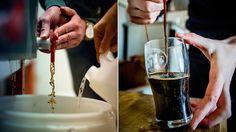 Ny trend: De brygger sitt eget øl French Press, V60 Coffee, Coffee Maker, Kitchen Appliances, Beer, Coffee Maker Machine, Cooking Ware, Root Beer, Coffee Percolator