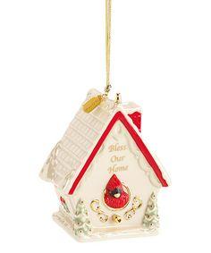 Christmas redbird