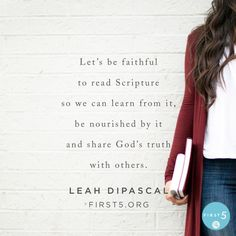 #First5 @First5App Prayer: Heavenly Father, thank You for all You have revealed to me in Your Word. Help me to be faithful with what already belongs to me and trust You with the secret things that are not beneficial for me to know about. In Jesus' name, amen.