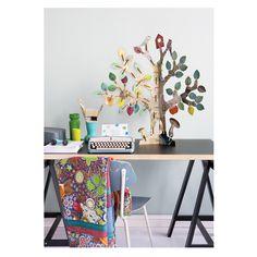 Dekopappbaum - Einfach nach Plan zusammensetzen oder lieber nach eigener Fantasie gestalten!!!Aber bitte nicht gießen!