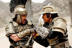 "Tales from the ""Q"": China's # 1 Export: Jackie Chan!  ""Dragon Blade"""