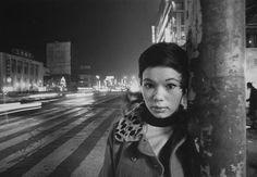 "Singer Michi Aoyama, illegitimate daughter of GI. Location:Japan Date taken:1969 Photographer:Co Rentmeester  """