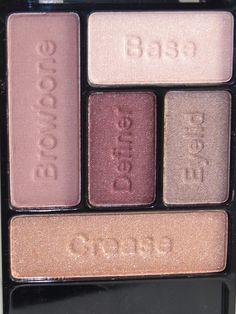 Wet n Wild Smoke and Melrose ColorIcon Eyeshadow Palette Review and Swatches