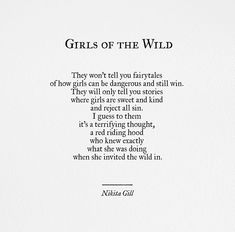 Best Inspirational Quotes, Amazing Quotes, Poem Quotes, Life Quotes, Story Quotes, Pretty Words, Beautiful Words, Feminist Poems, Girls Of The Wilds