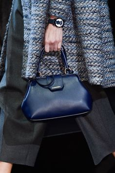 Emporio Armani at Milan Fashion Week Fall 2015 - StyleBistro