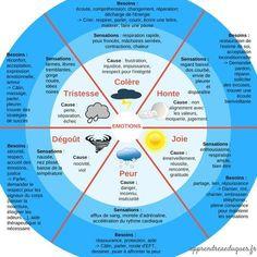 La roue des émotions : un outil d'intelligence émotionnelle et de non violence pour les enfants