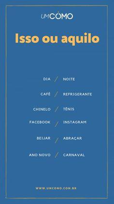 ISSO ou AQUILO, as melhores PERGUNTAS + TEMPLATES Instagram Blog, Instagram Story, Checklist Template, Lettering Tutorial, Disney Pocahontas, Kawaii Anime, Diys, Harry Potter, Internet