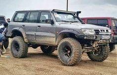 Nissan Patrol Gr Y61 Wagon
