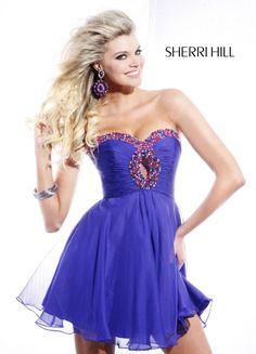 @Sherri Hill 2944 Cocktail #evening #dress!!! #IPAProm